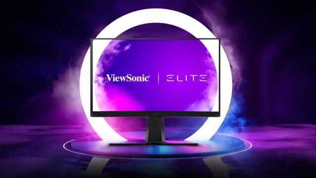 ViewSonic Launches ELITE XG270Q Gaming Professional Monitor